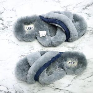 •UGG• 'Abela' Slippers